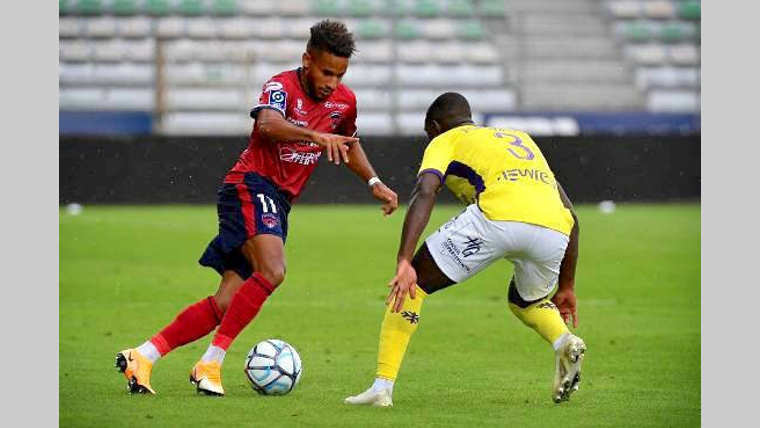 Football : Jim Allevinah fait exploser ses records en Ligue 2