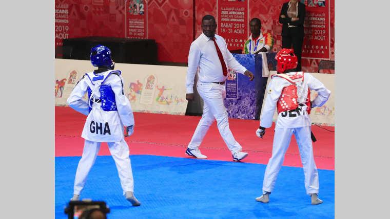 Taekwondo : Davy Mbembo-Mouandza, un rang plus haut