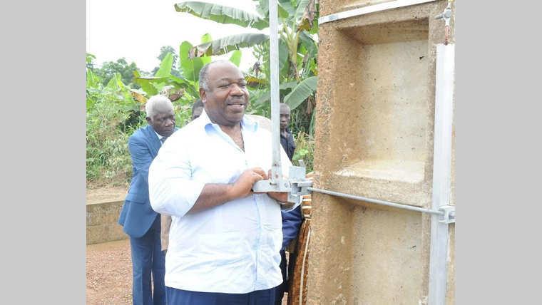 GSEZ Infras : l'électrification de plusieurs villages
