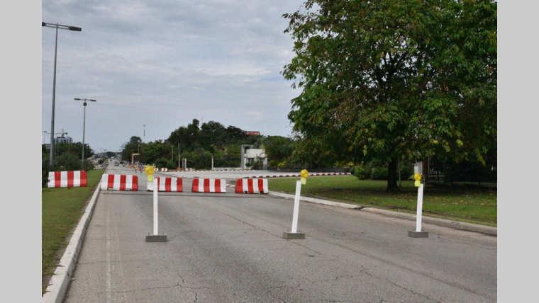 Boulevard Triomphal : la reprise des travaux