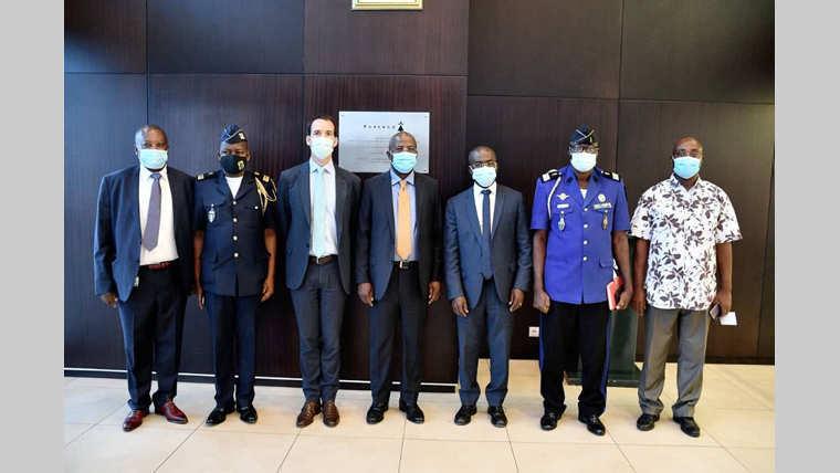 Lutte contre le Covid-19 : dépistage massif à Perenco Oil & Gas Gabon