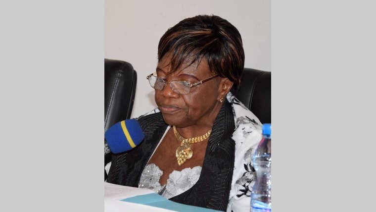 Honorine Félicité Nzet Biteghe : ''Dire que la femme n'a rien demandé est une grossière hypocrisie ''