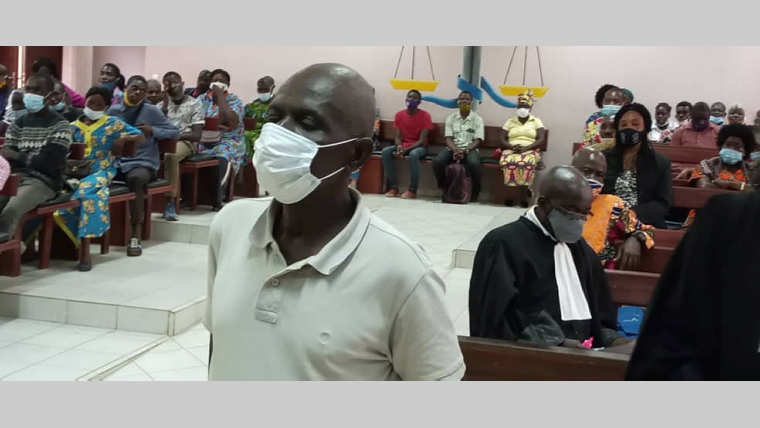 Session criminelle : Dieudonné Itoumba désormais libre