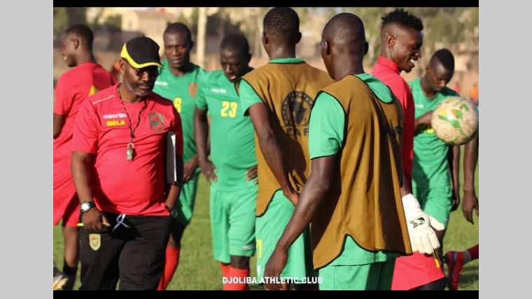 Coupe du Mali : le Djoliba de Saturnin Ibela éliminé dès le 1er tour