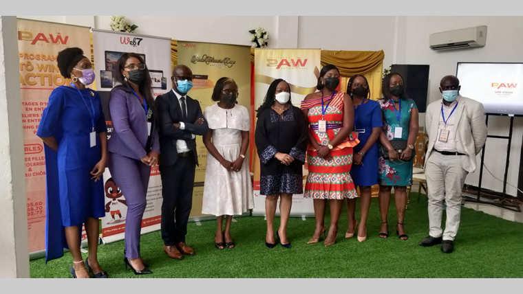 Leadership féminin : les Anto Winners auscultent l'après-Covid