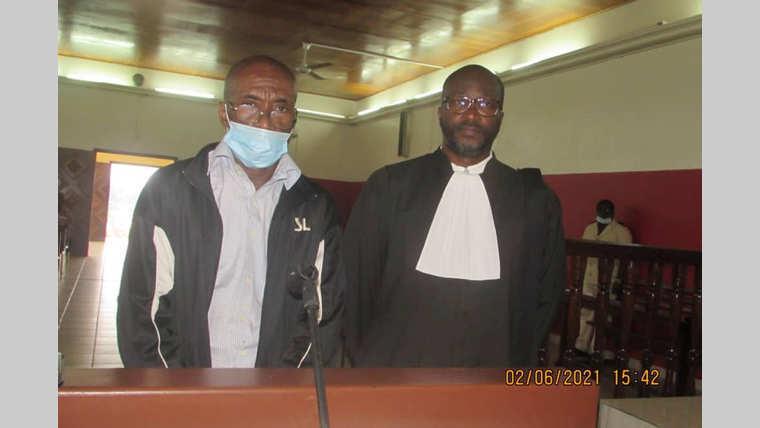 Tentative d'assassinat : Lambaréné: Raymond Owono-Mba condamné à 10 ans de prison