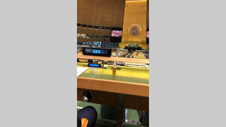 Diplomatie : L'agenda du Gabon...