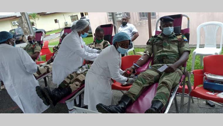 Don de sang : Bénévoles et partenaires invités à faire battre le cœur du monde