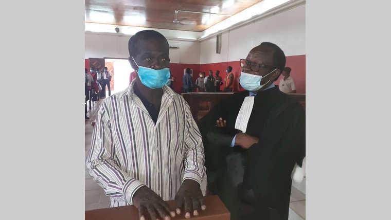 Incendie volontaire : Condamné à 4 ans pour avoir incendié la maison de sa femme à Lambaréné