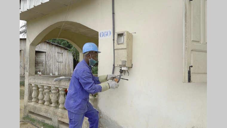 Eau et électricité : La SEEG intensifie ses extensions de réseau dans le Grand Libreville