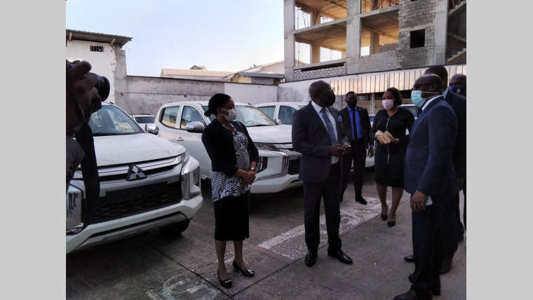 ANUTTC : Des véhicules pour optimiser le traitement des dossiers