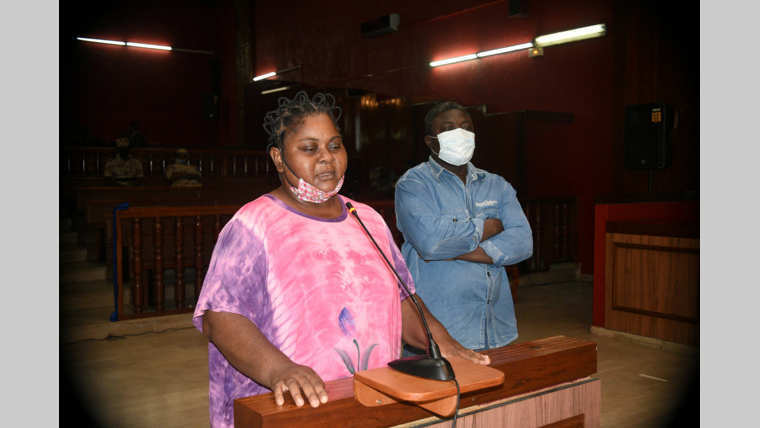 Cour criminelle Spécialisée : 20 ans dont 5 avec sursis contre Thomas Maganga Projinitho
