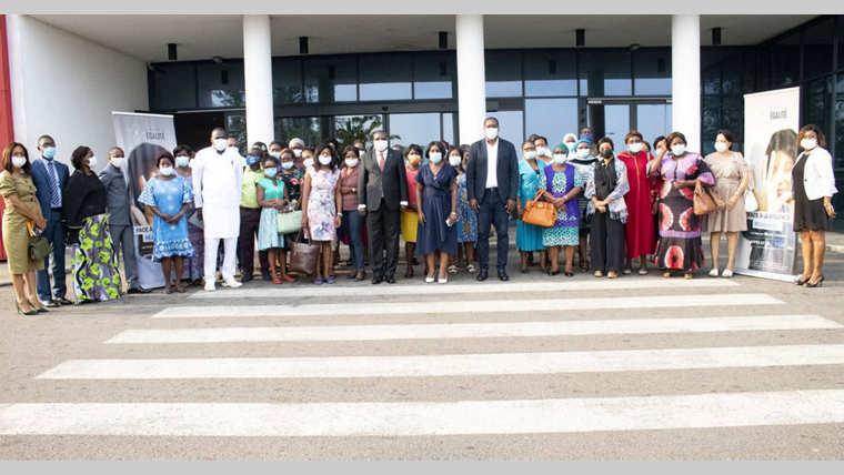 Gabon Égalité : réduire les inégalités dans l'accès aux soins de santé