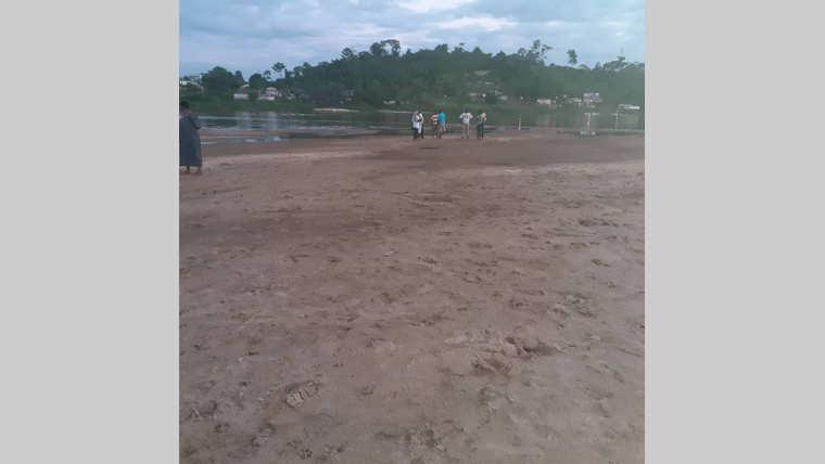 Lambaréné : les frères Nzouba périssent dans les sables mouvants de l'Ogooué