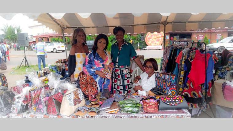 """Exposition: Le made in Gabon au """"Rendez-vous de l'entrepreneur"""""""