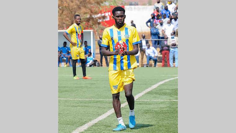Junior Bayanho Aubyang : ''J'ai fait un choix de vie et sportif''