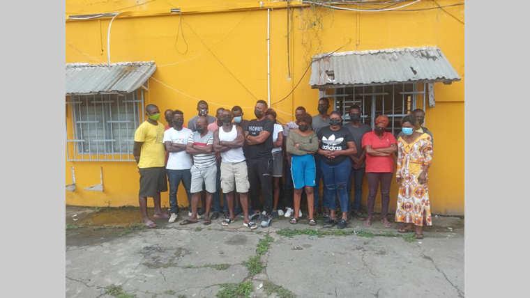 Port-Gentil: : Consommateurs et tenanciers de bars interpellés