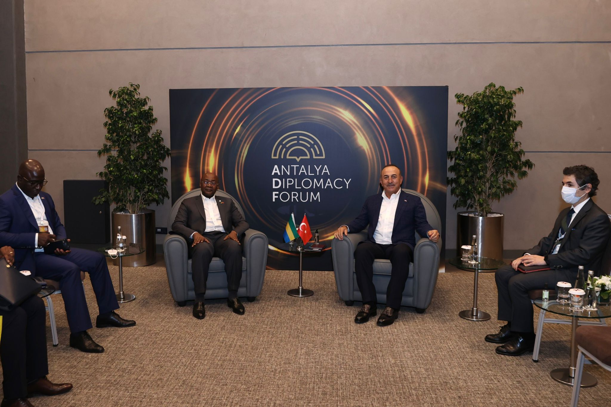 FDA : la Turquie salue la participation du Gabon