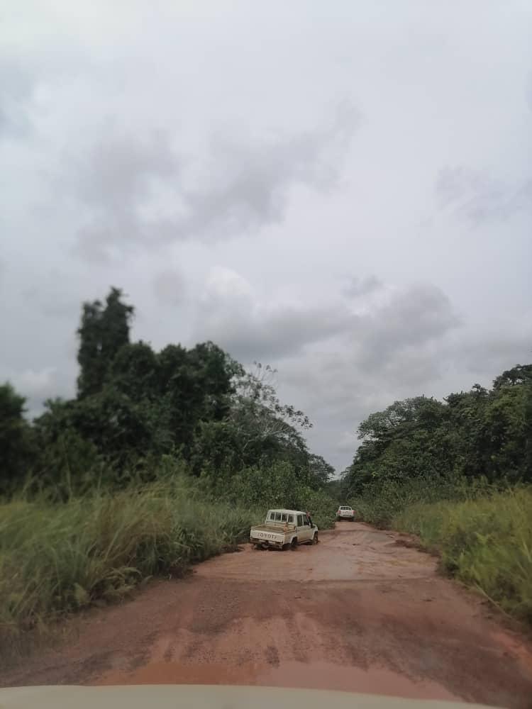 Les chantiers de l'Ogooué-Ivindo laissent à désirer