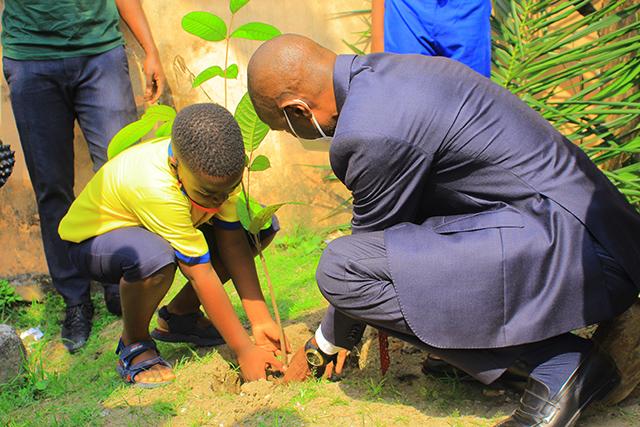 Préservation de l'Environnement : Le bel l'exemple de Nestlé Gabon