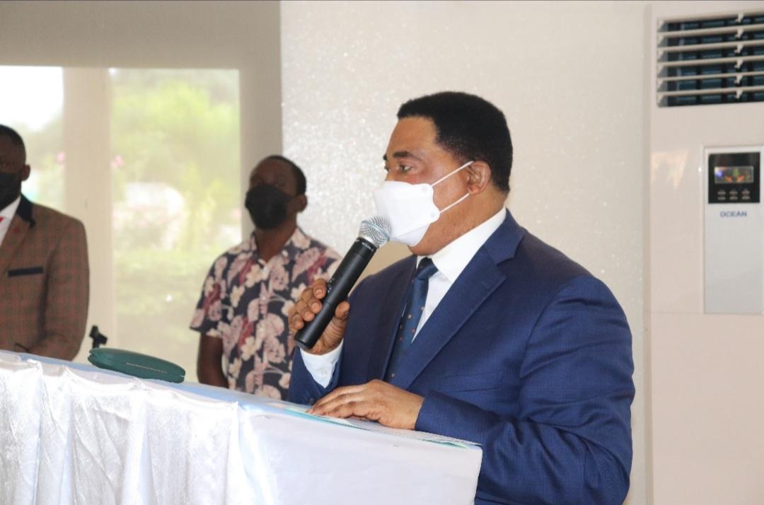 Diplomatie : Pierre Nzila fait ses adieux au Corps diplomatique du Gabon