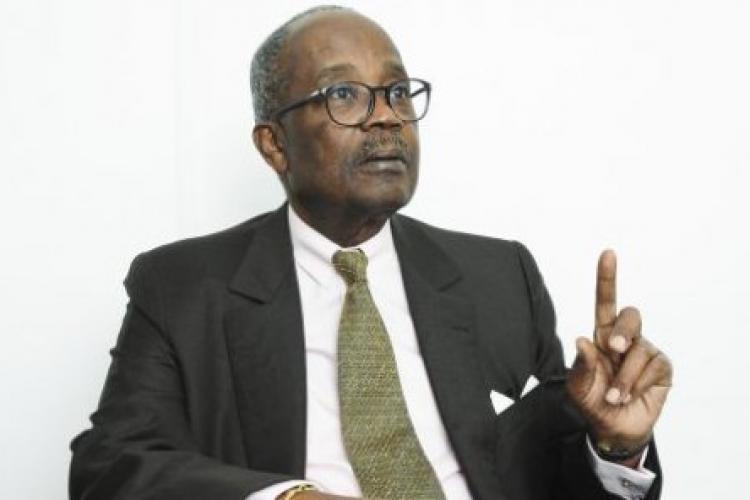 Gabon : Casimir Oye Mba n'est plus