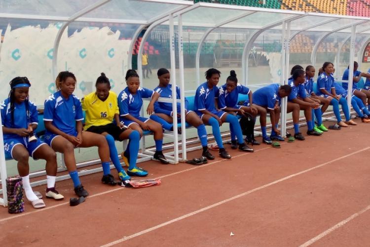 Éliminatoires Can dames 2022 : le Congo mène le Gabon à la mi-temps (2-0)