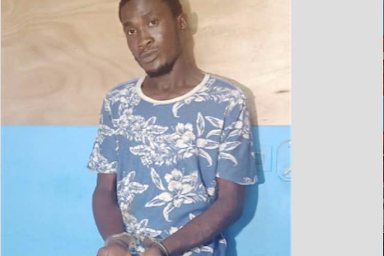 Drogue : Aristide Mba Nguéma vendait du cannabis aux élèves du lycée pour nourrir son bébé