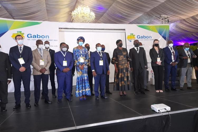 Sommet sur la transition énergétique : le Gabon veut miser sur le potentiel gazier