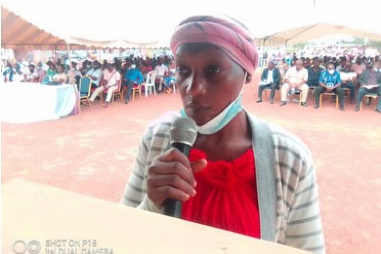 Audience Gabonn: Massandé condamnée