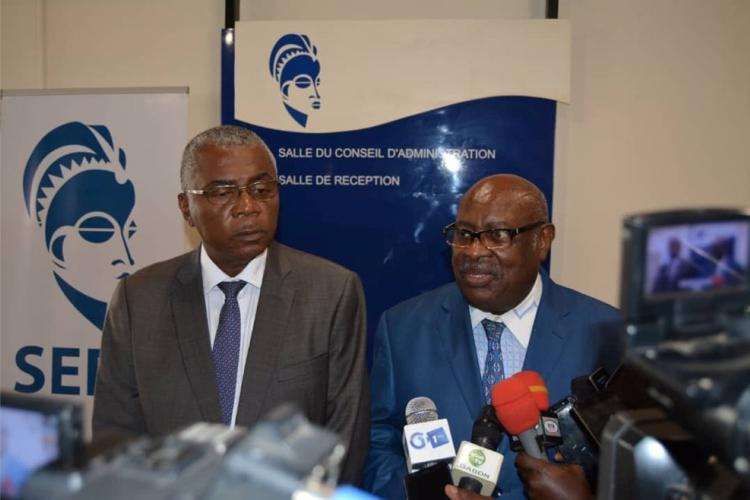 Conseil d'administration de la SEEG : Pierre Sockat, nouveau PCA