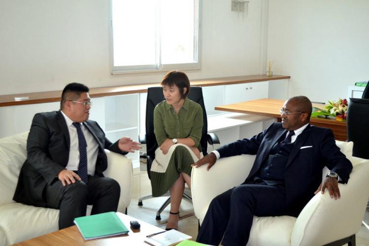 Construction du port en eau profonde de Port-Gentil : L'intérêtde l'entreprise chinoise CHEC