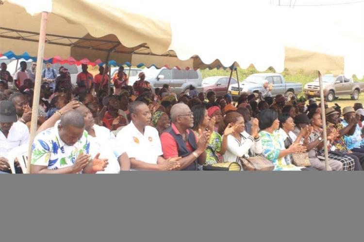 PDG/Ntoum : Regain d'intérêt dans la base militante du deuxième arrondissement