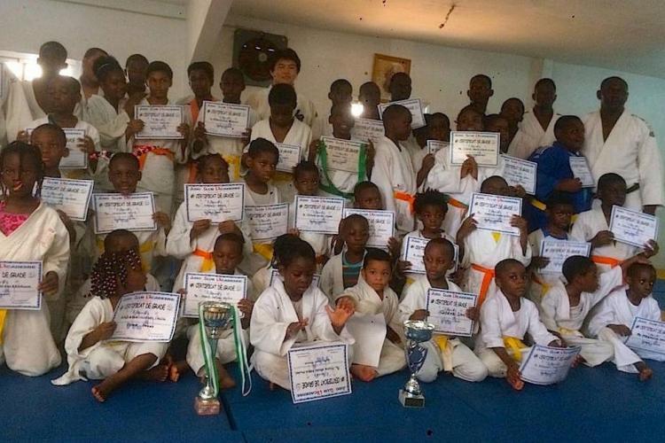Judo : Rideau sur une saison riche