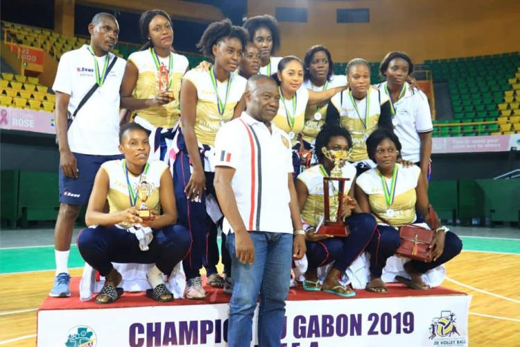 Volley-ball : Funny VB (dames) et TGV-OM (messieurs) champions!