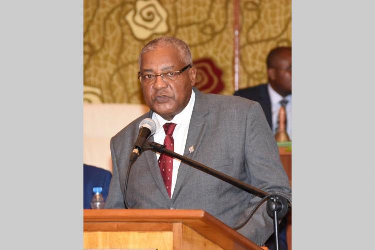 Questions au président du groupe LD : Séraphin Akure-Davain: ''Nous déplorons l'absence des propositions de lois issues des députés''