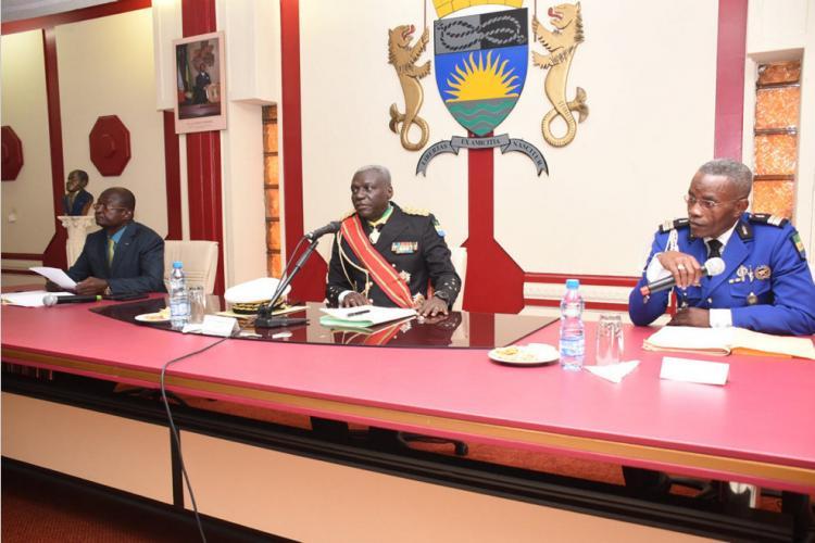 """Conseil ordinaire des Ordres nationaux : 116 dossiers à l'examen des """"dignitaires"""" membres"""