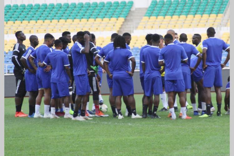 Football/Cameroun-2021 : Les Panthères du Gabon : encore beaucoup d'incertitudes