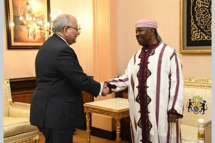 Activités présidentielles : La CEEAC, la dette publique et l'assainissement de Libreville!
