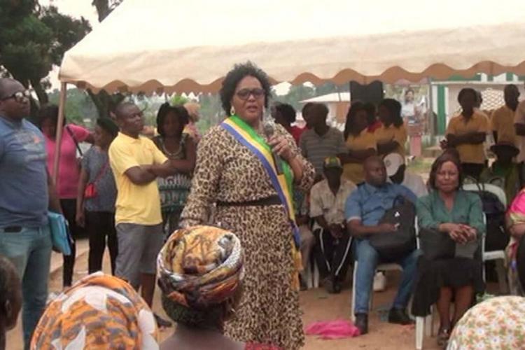 4e arrondissement de Franceville : Eugénie Félicité Sakoussou édifie les populations