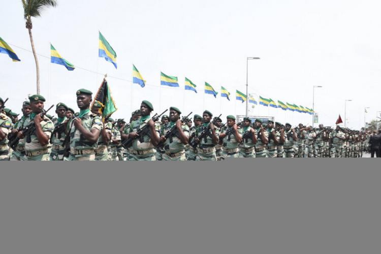 Parade militaire : Sous le signe de la maturité