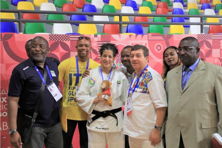 Jeux Africains 2019 : Les Panthères face à la dure loi du haut niveau