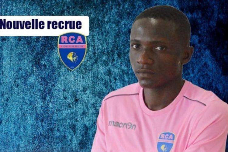 Football/Marché des transferts : Fernand Loundou Ngoye au Racing club d'Abidjan