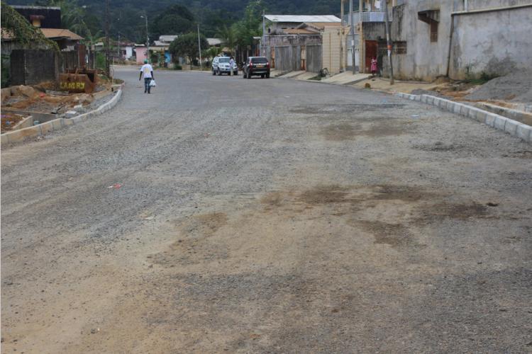 Aménagement des voiries de Libreville : Le soulagement des riverains