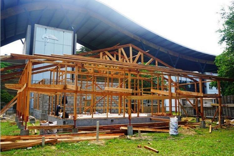 Maison 100% gabonaise : Les matériaux locaux comme solution durable