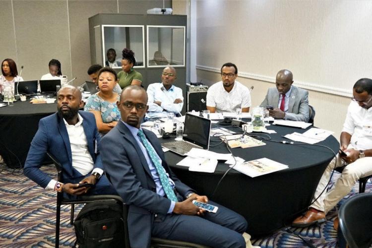 Forum de la FAO et l'Union africaine : Les journalistes au fait des ODD