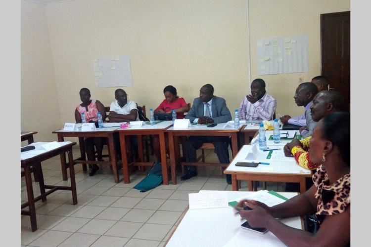 ENSET : Inspecteurs et conseillers pédagogiques à l'école