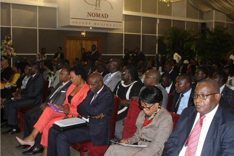 Séminaire sur le rapport national des agendas 2030 et 2063 : Faire valider le premier rapport conjoint