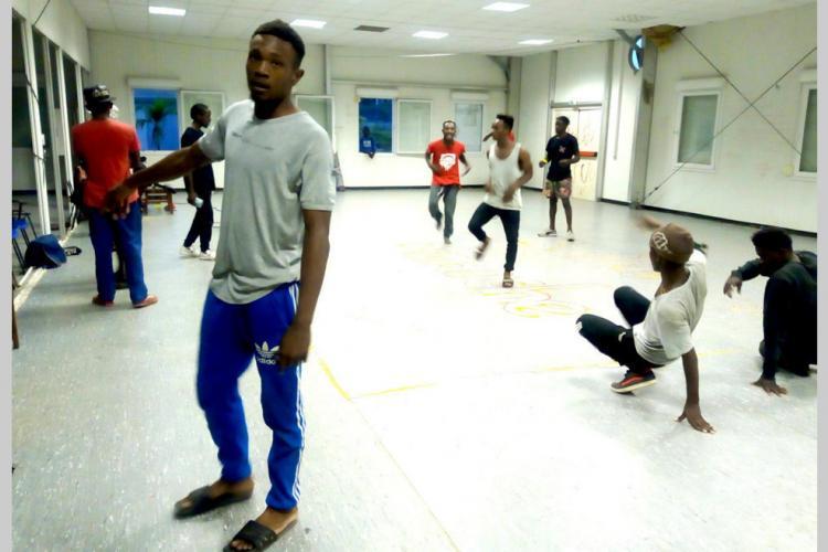 """Championnat/Danse : """"Gabon Break"""", les ambassadeurs du Gabon"""