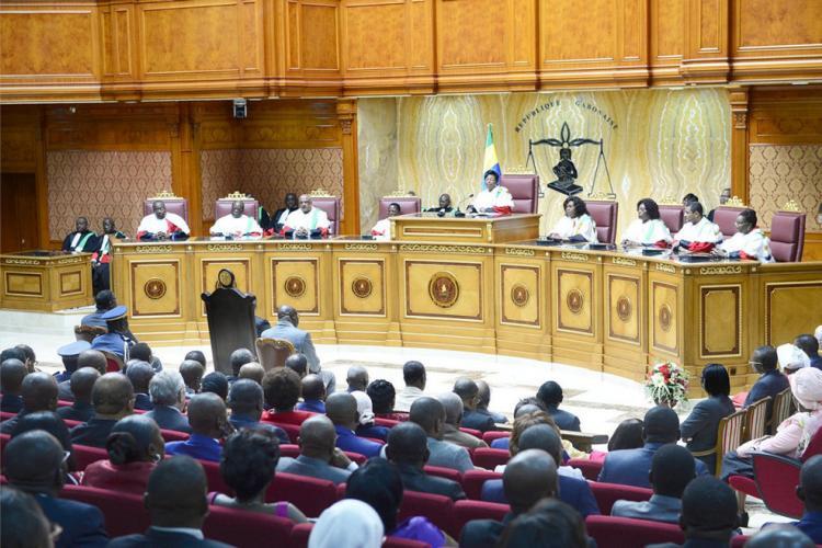 Cour constitutionnelle : Les neuf juges prêtent serment aujourd'hui